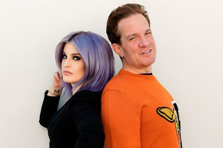 Kelly Osbourne and Jeff Beacher Partner With PodcastOne to Launch 'The Kelly Osbourne and Jeff Beacher Show'