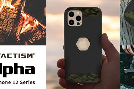 Military-Inspired Lifestyle Brand TACTISM Launches iPhone 12 Series Cases ALPHA