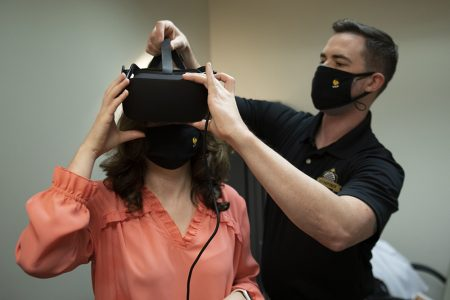 New Virtual Reality Technology to Treat PTSD Enters Clinical Trials