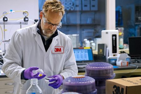 On Earth Day, 3M Commits to Reduce Its Use of New Plastic Made From Petroleum by 125 Million Pounds by 2025