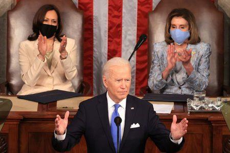 AARP CEO Jo Ann Jenkins Responds to President Biden's Address to Congress