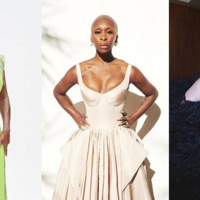 Responsibly Sourced Diamonds Get a Closeup at the 2021 Screen Actors Guild Awards