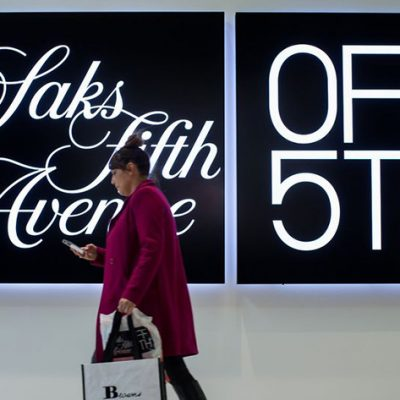 Saks OFF 5TH Commits to Going Fur-Free by End of Fiscal 2022