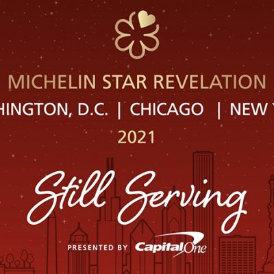 MICHELIN Guide Celebrated Culinary Talent in Washington, D.C. With the Announcement of 23 Starred Restaurants