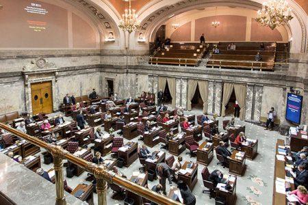 Historic Climate Bill Passes Washington State Senate