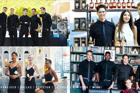 Why Big Companies Like Google Hire Runway Waiters for Their Events