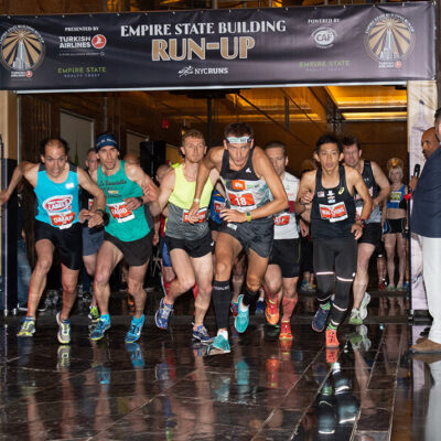 2021 Empire State Building Run-Up Set to Return October 26, 2021
