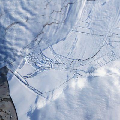 Antarctic Ice Sheet Is More Likely to Remain Stable if Paris Climate Agreement Is Met