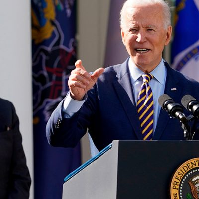 Biden Rights the Economic Ship, but Rough Waters Could Loom in the Distance