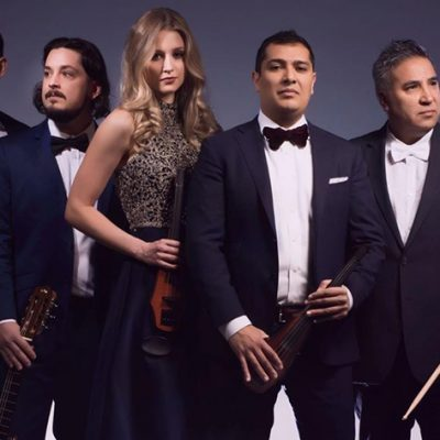 Dallas String Quartet Amp Up the Flavor With New Latin-Jazz Single 'Sabor' Featuring Jesús Molina, Out Now