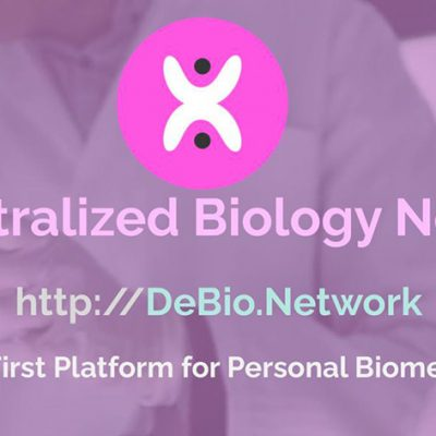 Degenics Relaunches as DeBio Network, the Anonymous-First Platform for Medical and Bioinformatics Data