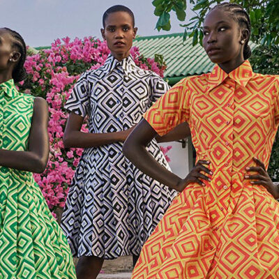 Eliza Christoph Luxury, Ethical Fashion Brand Launched to Embody a Kenyan Sensibility With Color, Pattern, & Sustainability