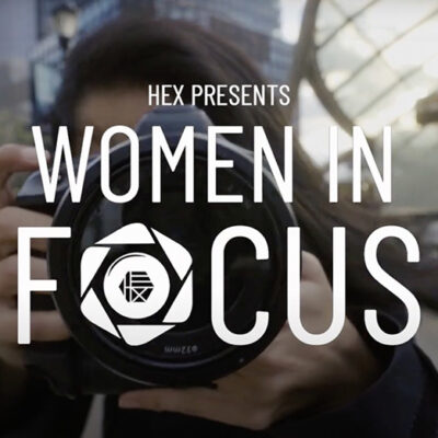 Top Female Photographers Team Up With HEX for New Women in Focus Creative Series
