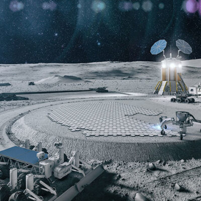 Astroport Space Technologies Awarded NASA Contract for Lunar Construction Research