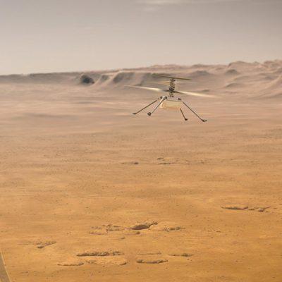 NASA's Ingenuity Mars Helicopter to Begin New Demonstration Phase