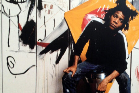 Nationally Acclaimed Contemporary Art Exhibit Features Works by Black Artists Including Jean-Michel Basquiat