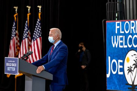 President Biden Has More Work to Do to Win Over Florida Voters