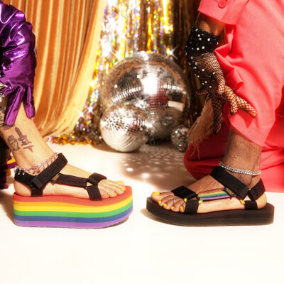 Teva Celebrates Pride With an Expansive Collection and Donation to the Human Rights Campaign Foundation
