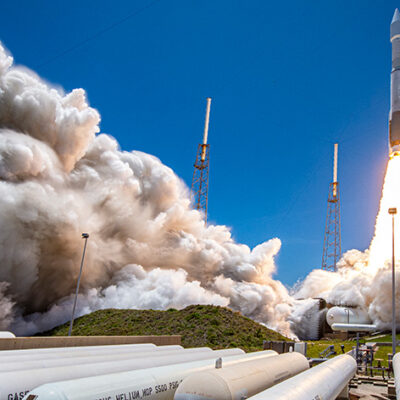 United Launch Alliance Successfully Launches SBIRS GEO Flight 5 Mission in Support of National Security