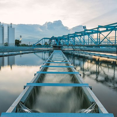 Water and Wastewater Utilities Face New Challenges to Future Resilience