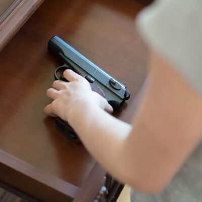 Alarming Rising Trends in Suicide by Firearms in Young Americans