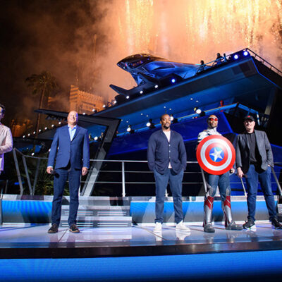 All-New Avengers Campus Unveiled in Epic Grand Opening Ceremony at Disney California Adventure Park