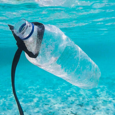 Between 1990 and 2015 Alone, Up to 100 Million Tons of Trash Are Believed to Have Entered the Oceans