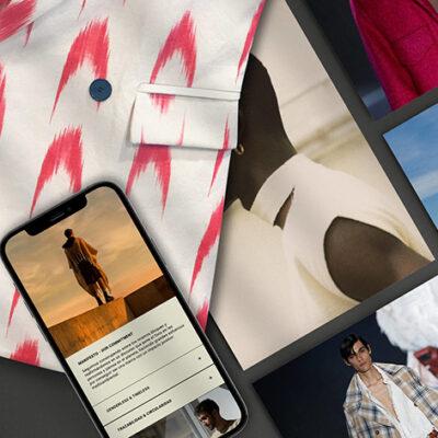 Blue Bite Empowers Pablo Erroz to Go Circular With Digitalized Fashion