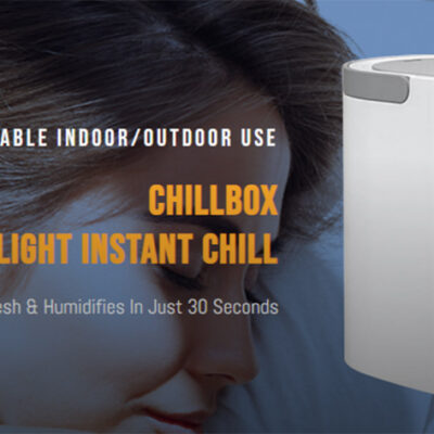 Chillbox Portable AC Reviews – Buy Chillbox Air Cooler for Instant Cooling