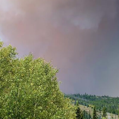 Climate Change Leads to Unprecedented Rocky Mountain Wildfires