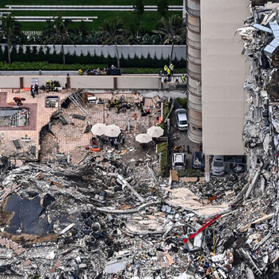 Concrete Expert Ken Hover Ph.D. to Play Key Role in Florida Building Collapse Investigation