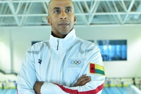 Controversy Erupts as African-American Swimmer Blocked From Olympics