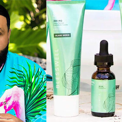 Endexx and DJ Khaled Release a New CBD Men's Care Line, Blesswell. But Can It Succeed in Today's Celebrity Saturated Market?