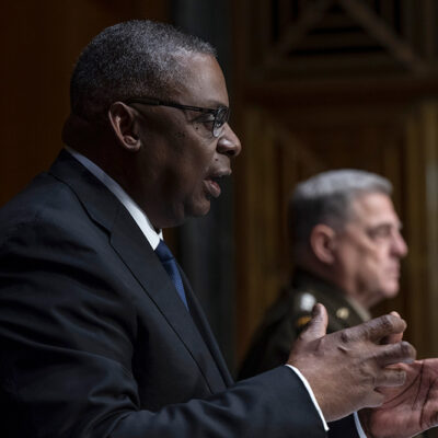 Fiscal 2022 DOD Budget Request Looks to Future Preparedness