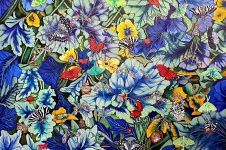 Michelle Vezina Peterlin Announces New Exhibit Gossamer
