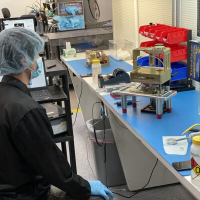Phase Four Sees Fourth Maxwell Engine launch With Capella Space SAR Satellite on SpaceX Dedicated Rideshare Launch