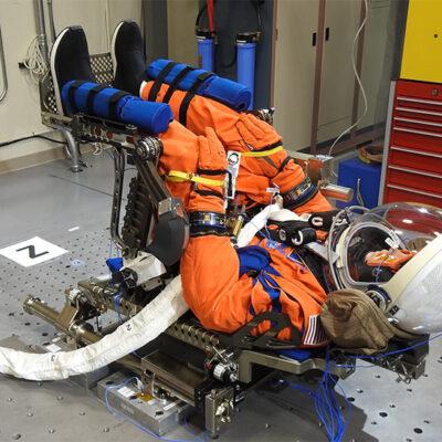 Public Names 'Moonikin' Flying Around Moon on NASA's Artemis I Mission