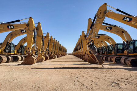 Ritchie Bros. Preps for Its Largest Pipeline Construction Event Ever in New Mexico