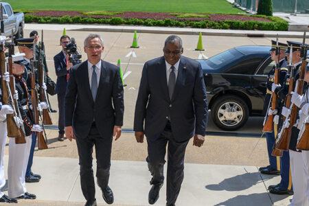 U.S. Leaders See NATO Summit as Means to Strengthen Trans-Atlantic Ties