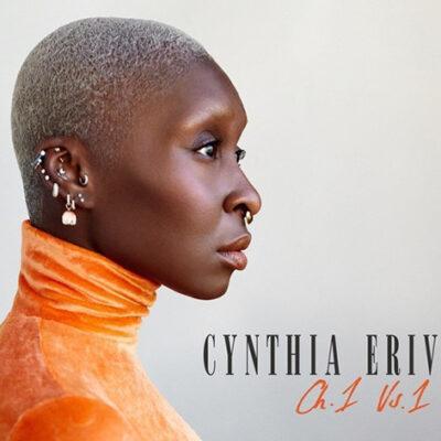 Singer-Songwriter Cynthia Erivo Announces Debut Album Ch. 1 Vs. 1 Set for Release September 17, 2021
