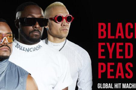 The Black Eyed Peas Celebrate 25 Year Career Milestone With Billboard Magazine Print Cover