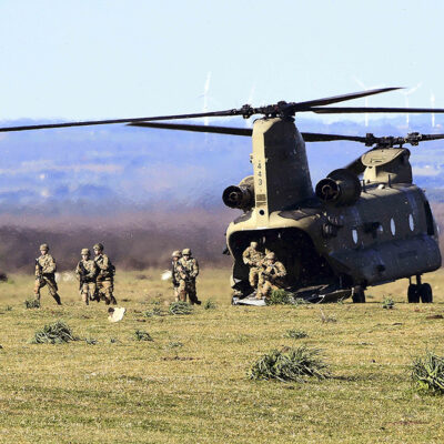 U.S. Army Budget Request Targets Personnel, Readiness, Modernization Efforts