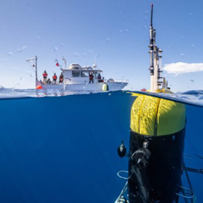 Underwater Robot Offers New Insight Into Mid-Ocean 'Twilight Zone'