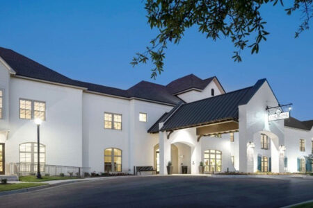 Building During COVID-19 Helped This New Senior-Living Community Prioritize Safety