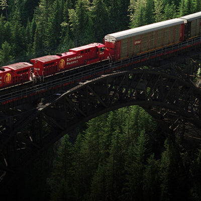 Canadian Pacific Railway Comments on Biden Executive Order Addressing Competition in the American Economy
