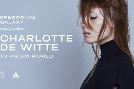 Charlotte de Witte Joins Sensorium Galaxy Metaverse for Exclusive VR Performances