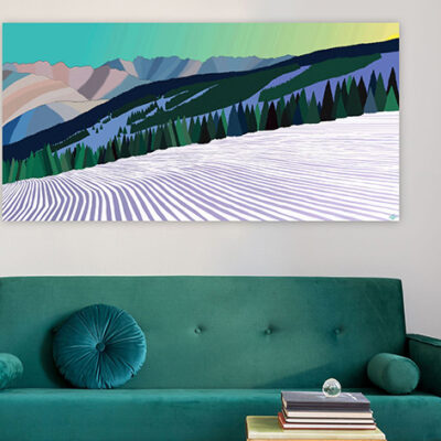 Contemporary Landscape Artist Topher Straus Creates Stunning Pieces Unlike Any Other