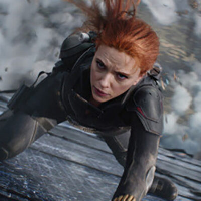 Marvel Studios' Black Widow Delivers IMAX's Biggest Domestic Opening Weekend Box Office