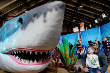 Nation's Biggest Dinosaur Experience Returns to Classic Indoor Format With Hometown Texas Engagements