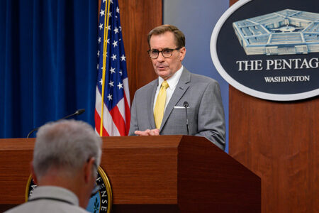Defense Department Will Provide Options for 'Operation Allies Refuge'